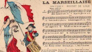 marseillaise, hymne france