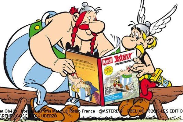 asterix obelix gaulois