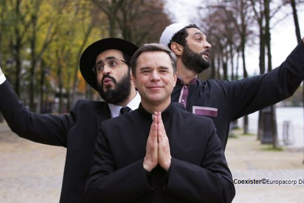 laicite, religions, rire, coexister
