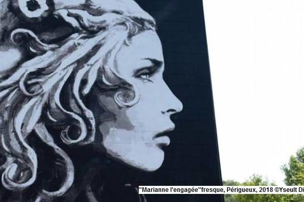 Marianne, emblème de la France