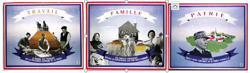 travail famille patrie